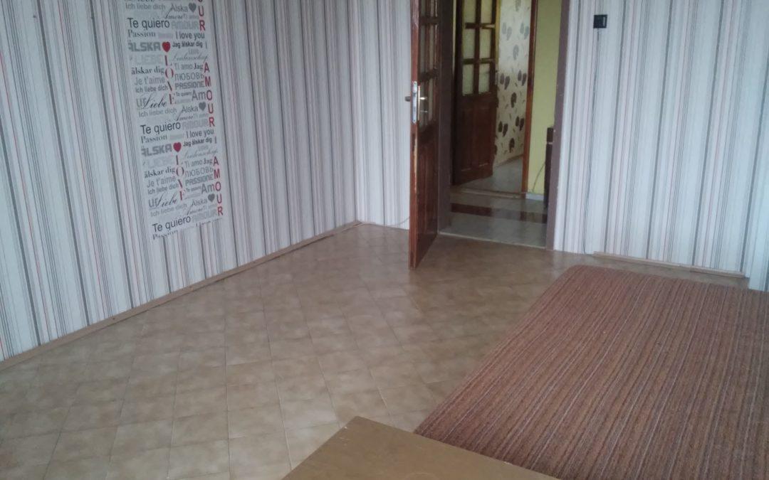 Тристаен апартамент под наем.гр.Добрич.