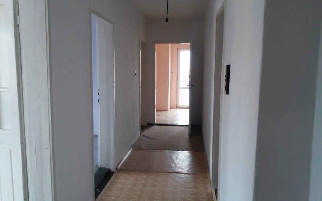 Етаж от къща в близост до центъра на гр.Добрич.