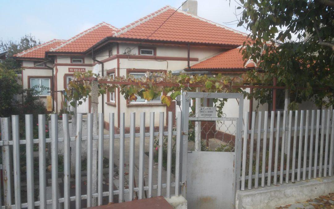 Отремонтирана къща на 15.км.от гр.Добрич.