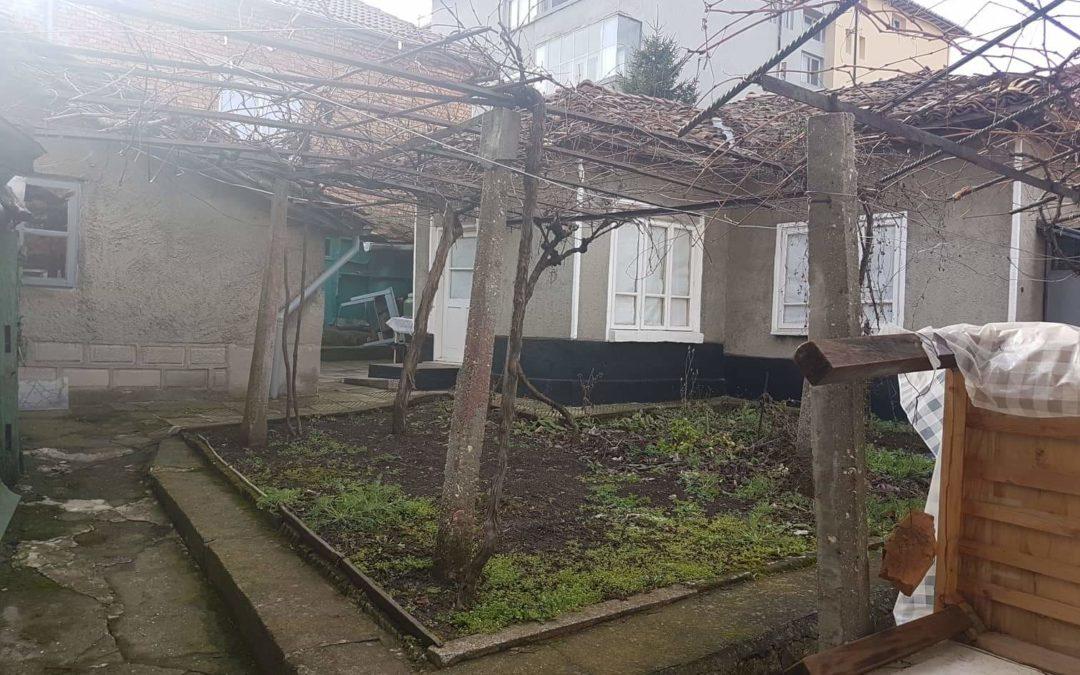 Къща на Червената пръст гр.Добрич.