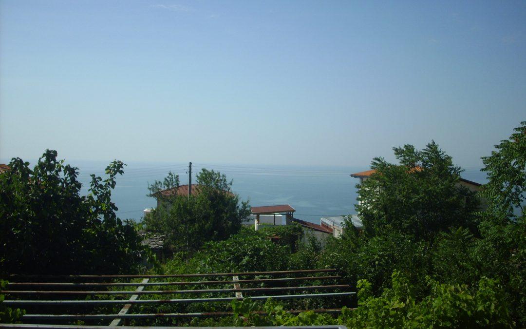 Парцел с морска панорама в с.Камен бряг.