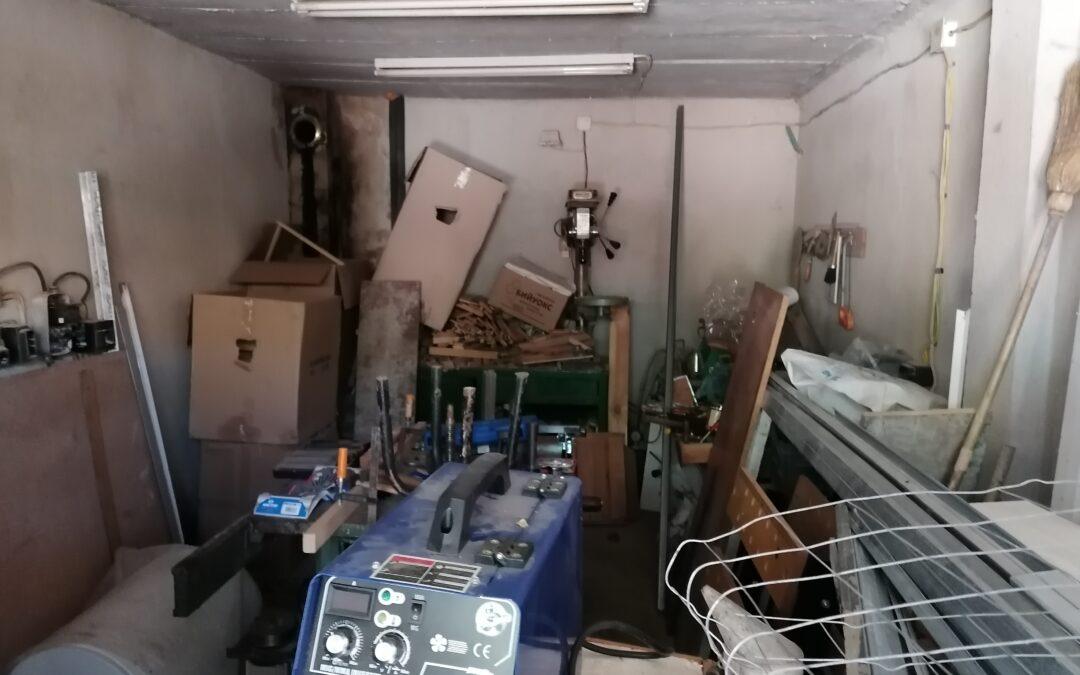 Топъл гараж за 15000.лв.в гр. Добрич.